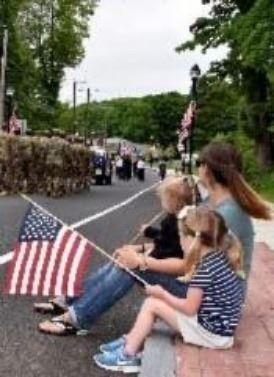 Memorial Day Parade: 5/31 10 AM