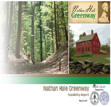 Nathan Hale Greenway Report Cover