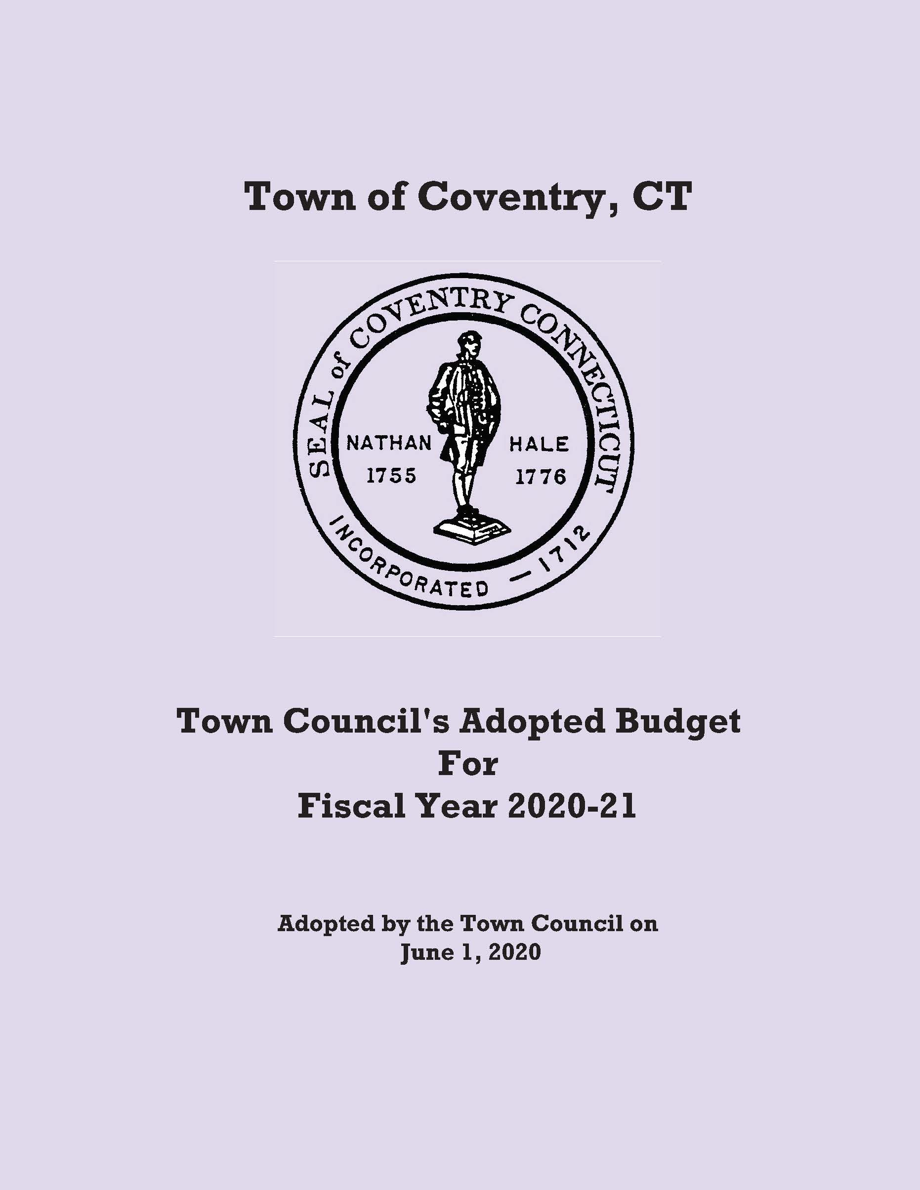 Cover - Council