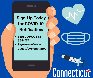 Click to sign up for alerts in the Alert Center
