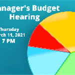 Managers Budget Hearing