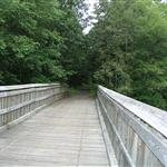 Hop River Trail bridge