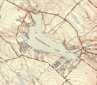 Coventry Lake 1944